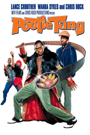 movie poster for Pootie Tang