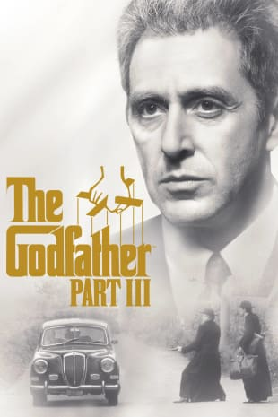 movie poster for The Godfather Part III