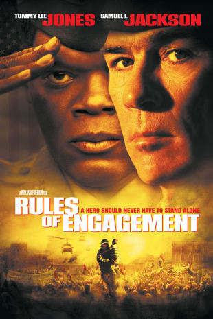movie poster for Rules Of Engagement