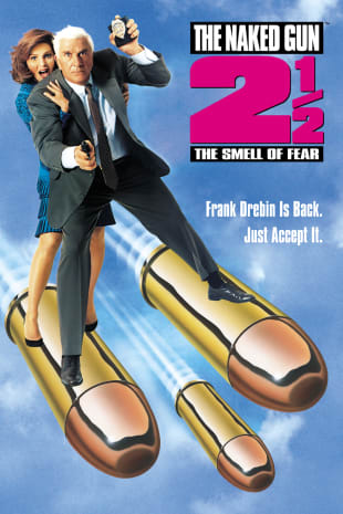 movie poster for The Naked Gun 2 1/2: The Smell of Fear