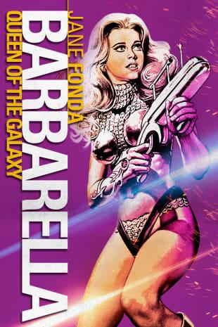movie poster for Barbarella (1968)