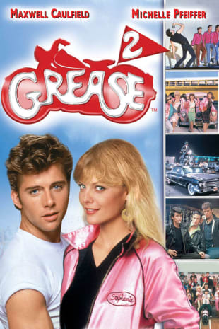 movie poster for Grease 2