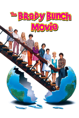movie poster for The Brady Bunch Movie