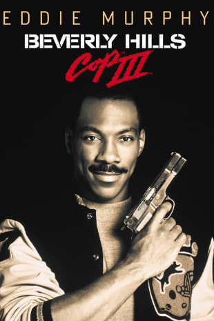movie poster for Beverly Hills Cop III