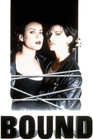 movie poster for Bound (1996)
