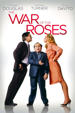 movie poster for The War of the Roses