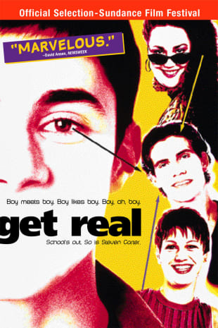 movie poster for Get Real