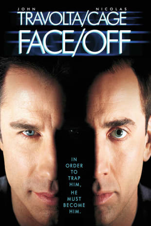 movie poster for Face/Off