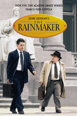 movie poster for John Grisham's The Rainmaker