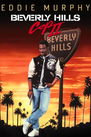 movie poster for Beverly Hills Cop II