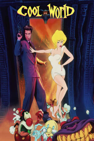 movie poster for Cool World (1992)