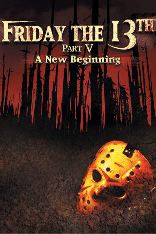 movie poster for Friday the 13th Part 5