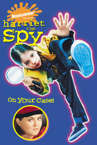 movie poster for Harriet the Spy