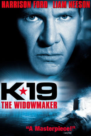 movie poster for K-19: The Widowmaker