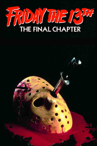movie poster for Friday the 13th Part 4