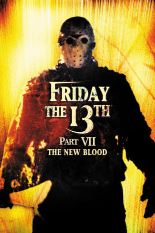 movie poster for Friday the 13th Part 7