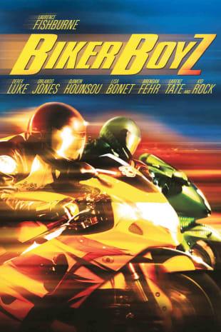 movie poster for Biker Boyz
