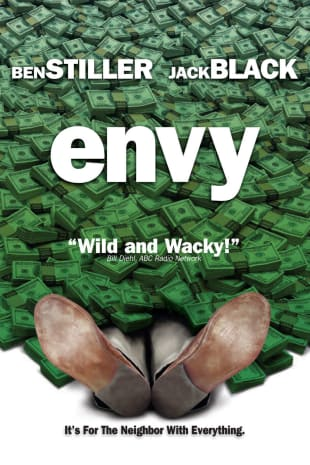 movie poster for Envy (2004)