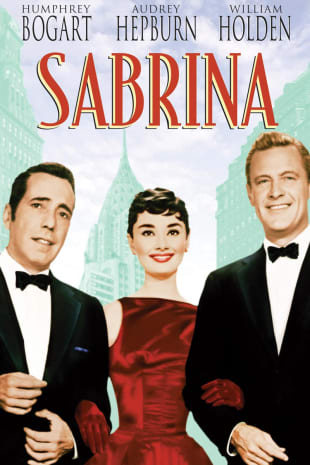 movie poster for Sabrina (1954)