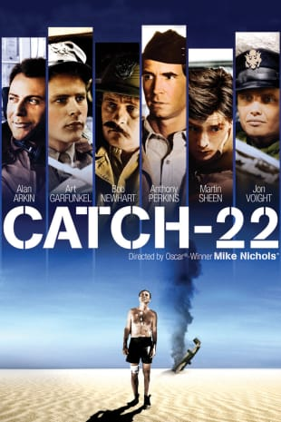 movie poster for Catch-22 (1970)