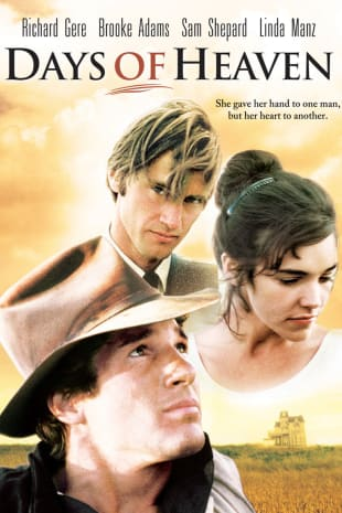 movie poster for Days Of Heaven