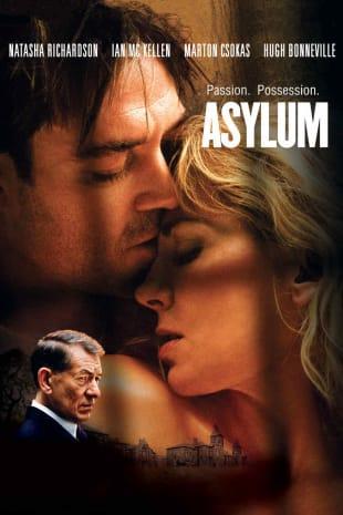 movie poster for Asylum