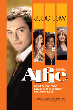 movie poster for Alfie