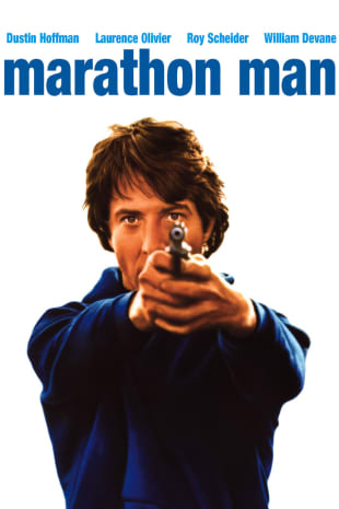 movie poster for Marathon Man