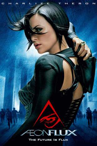 movie poster for Aeon Flux
