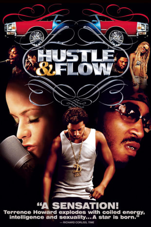 movie poster for Hustle & Flow
