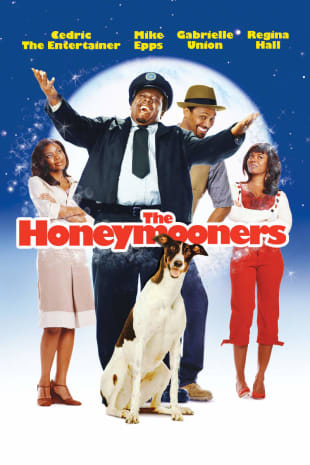movie poster for The Honeymooners