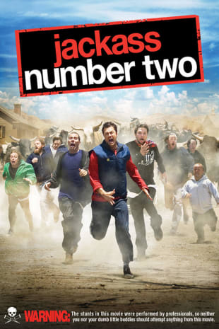 movie poster for Jackass: Number Two