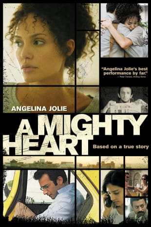 movie poster for A Mighty Heart