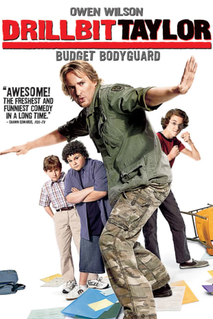 movie poster for Drillbit Taylor