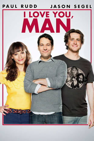 movie poster for I Love You, Man