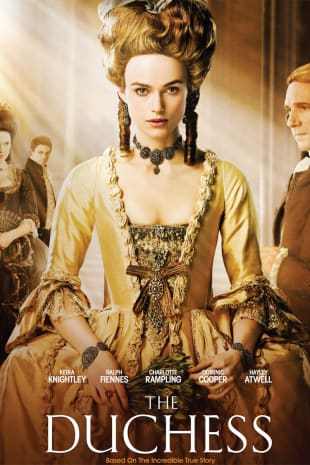 movie poster for The Duchess