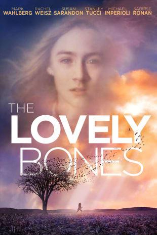 movie poster for The Lovely Bones