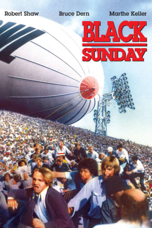 movie poster for Black Sunday