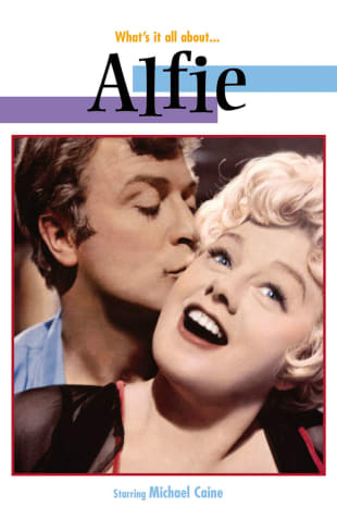 movie poster for Alfie (1966)