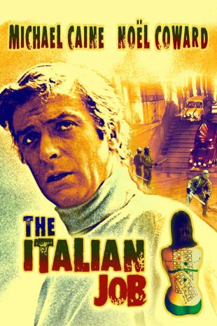 movie poster for Italian Job (1969)