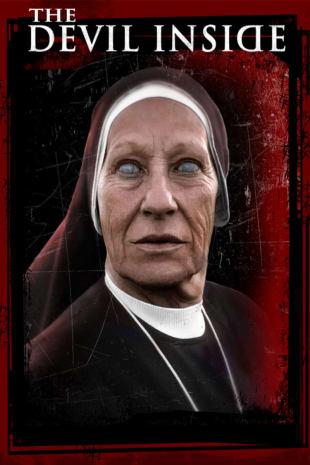 movie poster for The Devil Inside