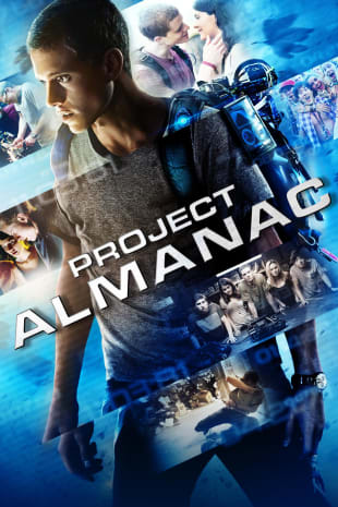 movie poster for Project Almanac