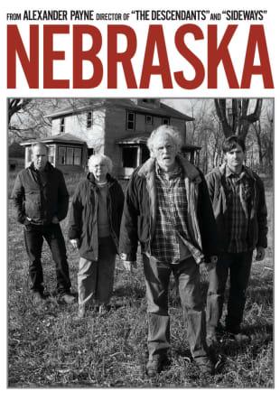 movie poster for Nebraska