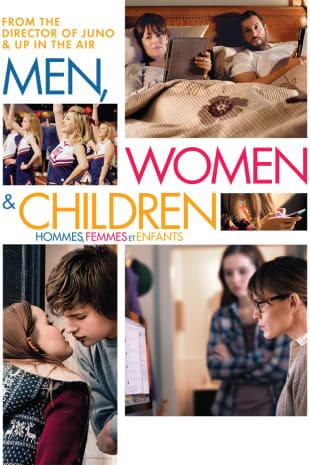 movie poster for Men, Women & Children