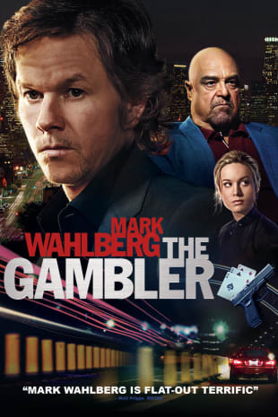 movie poster for The Gambler