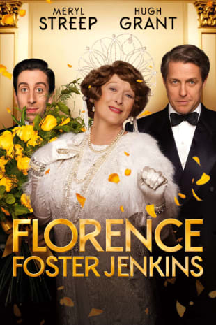 movie poster for Florence Foster Jenkins