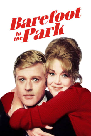 movie poster for Barefoot in the Park