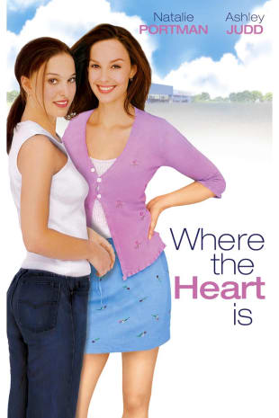 movie poster for Where The Heart Is (2000)