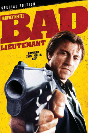 movie poster for Bad Lieutenant (1992)