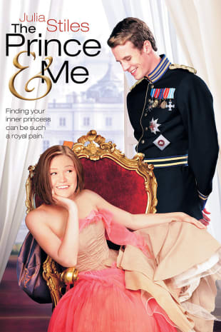 movie poster for The Prince And Me